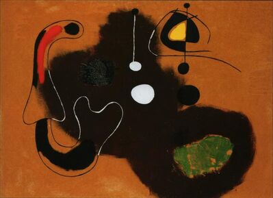 Joan Miró, 'Peinture été, 1936, ', 1936