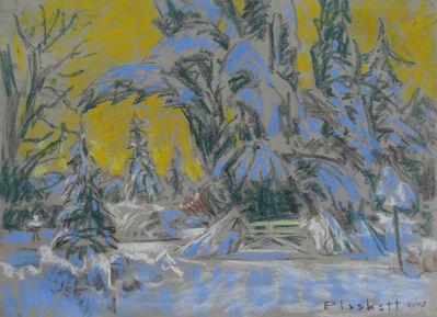 Joseph Plaskett, 'Snow 5'