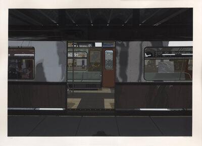 Richard Estes, 'Subway', 1981