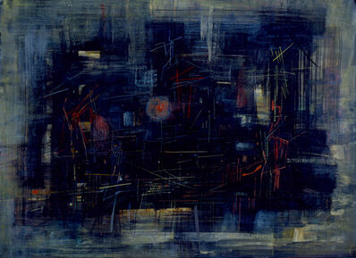 Francis Bott, 'Composition', 1953