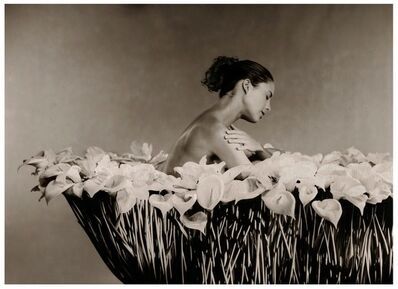 Marc Lagrange, 'Flower Girl'