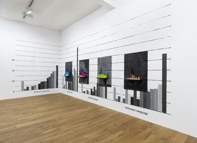 Martin Feldbauer, 'Xenophobie & O.C.E.A.N Modelle', 2019