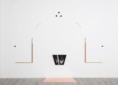 Elena Alonso, 'Disegno per un camino', 2016