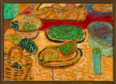 Pierre Bonnard, 'Le dessert (The Dessert)', 1940
