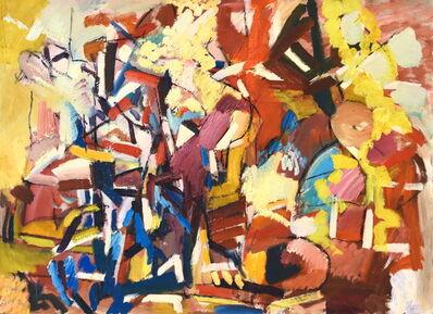 Dennis Creffield, 'Figure Composition', 1981