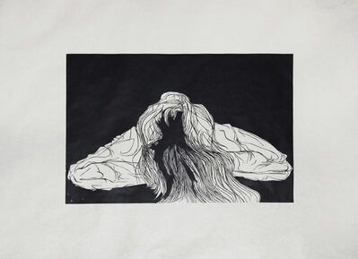 Leonard Baskin, 'Dierdre', circa 1950