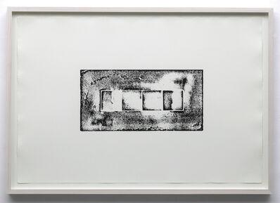 Frank Gerritz, 'Blockformation III', 1990