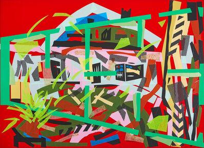 Chien-Yi Wu, ' Land of Ruins II', 2018