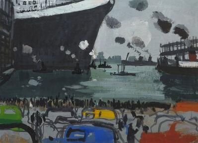 Bernard Lamotte, 'Bon Voyage', 20th Century