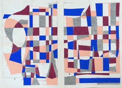 Hormazd Narielwalla, 'Bauhaus Block No. 4', 2019