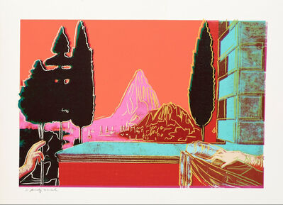 Andy Warhol, '    The Annunciation', 1984