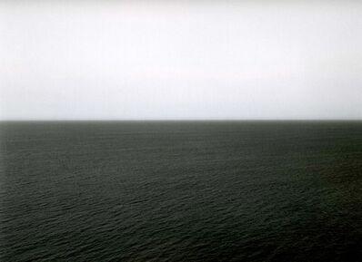 Hiroshi Sugimoto, 'Time Exposed: #325 Sea of Okhotsk, Hokkaido', 1989