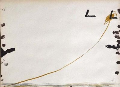 Antoni Tàpies, 'Untitled', 1974