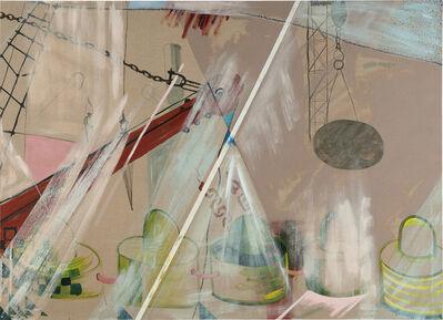 Caragh Thuring, 'Dock III', 2010