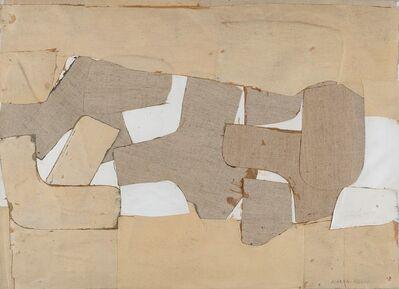 Conrad Marca-Relli, 'Untitled', primi anni '70