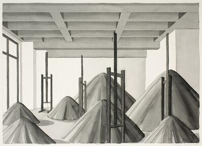 Thomas Huber (b.1955), 'Sans titre', 2014