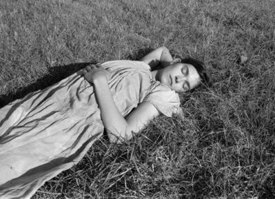 Mark Steinmetz, 'Carey in Full Sun, Farmington, GA', 1996