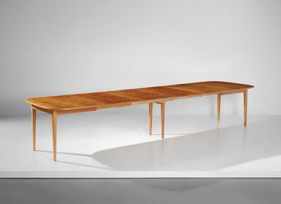 Josef Frank, 'Large extendable dining table', designed ca. 1940-produced 1950s