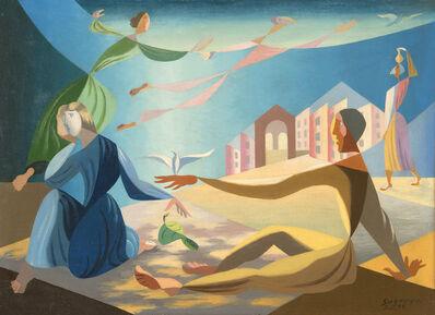 Leopold Survage, 'La colombe', 1939