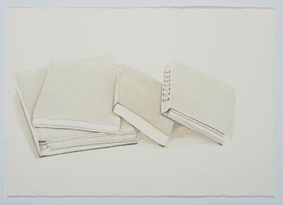 Sarah Haba, 'Fallen Stack', 2014