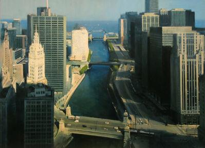 Ben Aronson, 'Chicago River', 2017