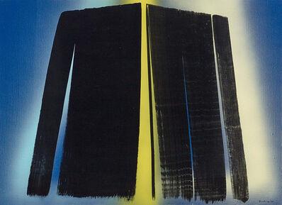 Hans Hartung, 'T 1973-H45', 1973