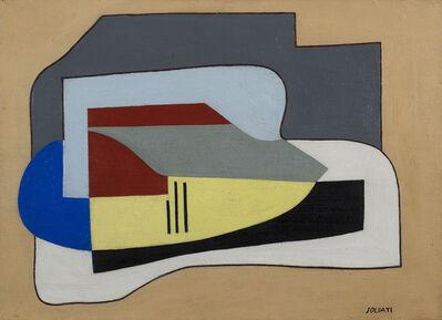 """Atanasio Soldati, '""""Composition""""', 1937"""