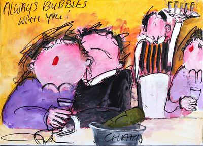 Gerdine Duijsens, 'Always Bubble With You', 2019