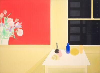 Elizabeth Osborne, 'Still Life Night Studio', 1976