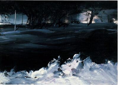 Kang Haitao 康海涛, 'White Wave 白浪', 2006