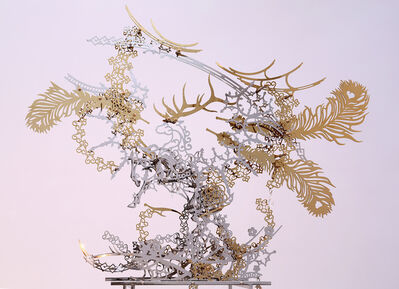 Shih-Pin Hsi, 'The Stag at the Carnival', 2015