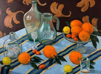 Zoya Cherkassky-Nnadi, 'Lemons and Oranges', 2020