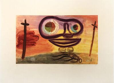 Judith Linhares, 'XVI', 1987