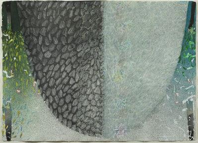 Stanley Boxer, 'Ashadowedgarden', 1994