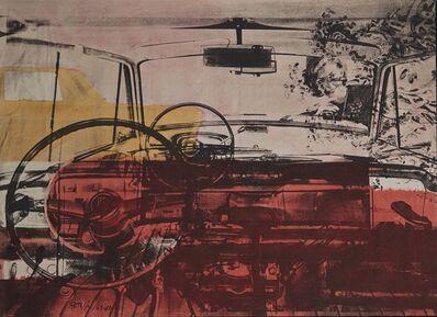 Mimmo Rotella, 'May I? (Posso?)', 1963-1965