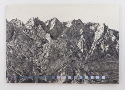 Giuseppe Stampone, 'Welcome to Gransasso /2', 2018