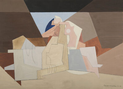 Louis Marcoussis, 'Figures étendues', 1931
