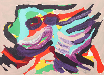 Karel Appel, 'Fantastic Animal ', 1979