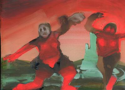 Elizabeth Glaessner, 'Sliding', 2016