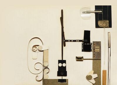 Addie Herder, 'White Machine', 1961-1965