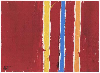 Alma Thomas, 'Untitled', ca. 1974