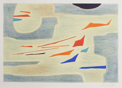 Gustave Singier, 'Provence - Vent - Lumiere', 1958