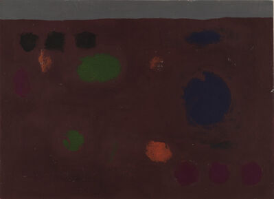 George Dannatt, 'Havannah Lake No.2', 1966