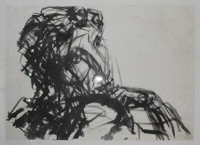 Max Uhlig, 'Studie Kopf und Hand', 1991