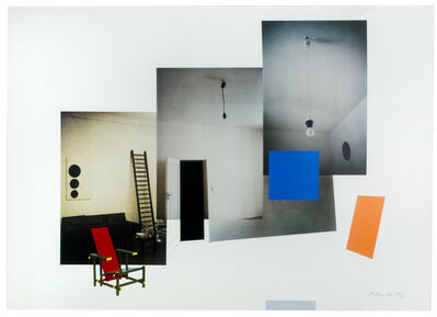 Richard Hamilton, 'Interior with Monochromes', 1979