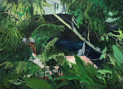 Erika Duque, 'Grand Cenote', 2017