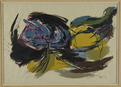 Karel Appel, 'Oiseau de L'Aube (Dawn Bird)', 1959