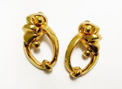 Sophia Vari, 'Pandora (Earrings)'