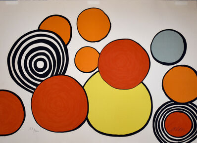 Alexander Calder, 'Composition II, from The Elementary Memory | La mémoire élémentaire', 1976