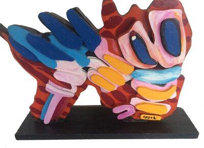 Karel Appel, 'Figuur', 1979